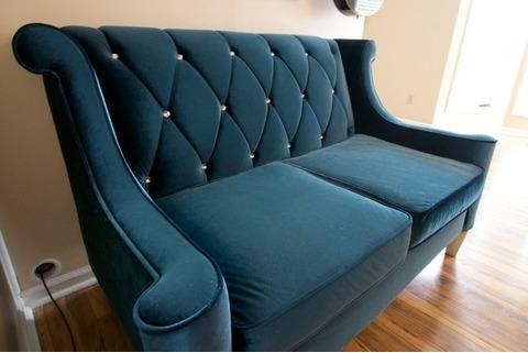 $250 Blue Loveseat Dream!