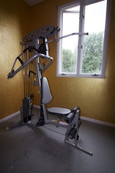 Exercise - Hoist machine $600
