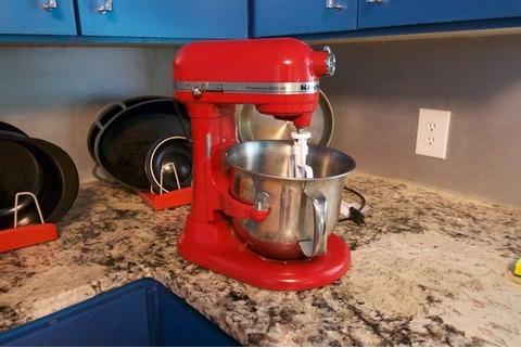 Kitchen Aid Mixer 6000 HD $175!